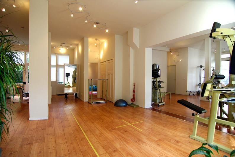 Fysiothrain Physical Therapy, Exercise Room